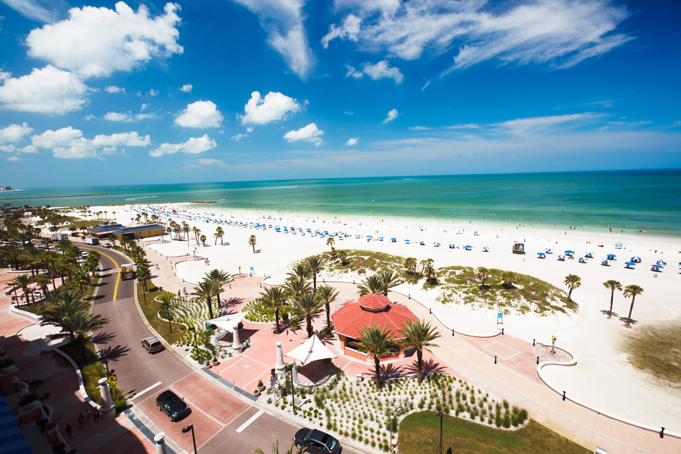 clearwater beach tampa Tampa Beach Water Parks
