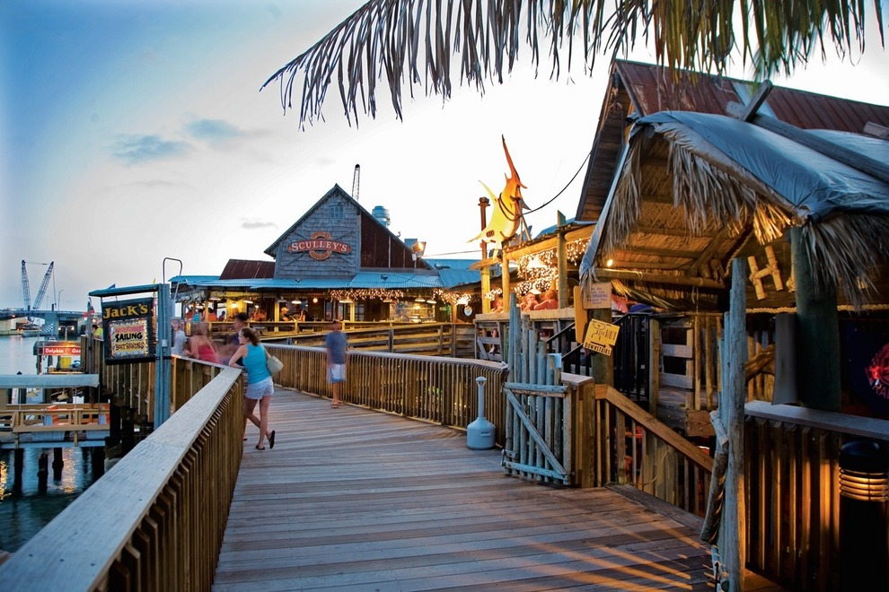 johns pass village Tampa Sightseeing Attraction