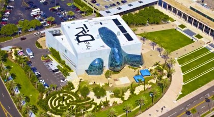 the dali museum tampa 420x230 Tampa Sightseeing Attraction
