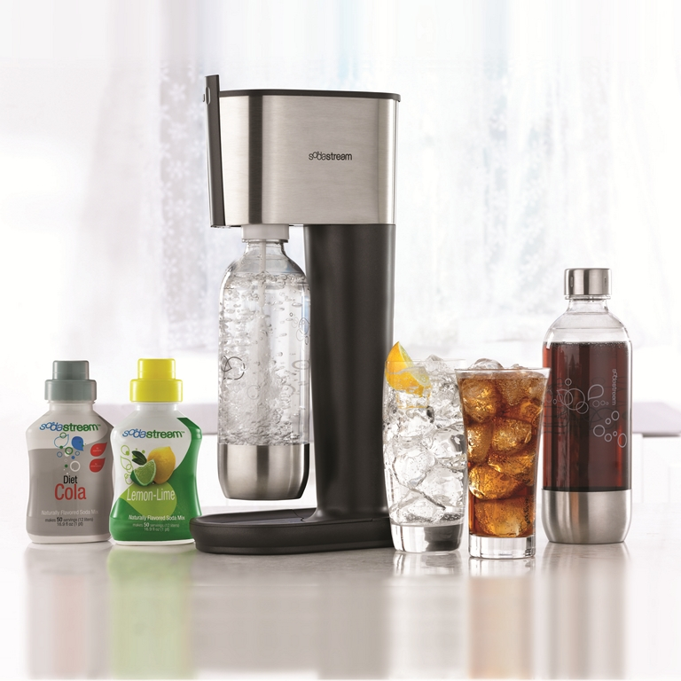40 Sodastream Make Your Own Sparkling Water or Sodas Tampa Bay