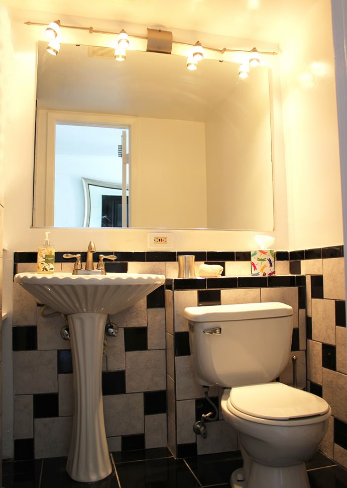 Bathroom Nr 2 with Standing Shower PHOTOS